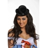 Mini Burlesque Derby Hat